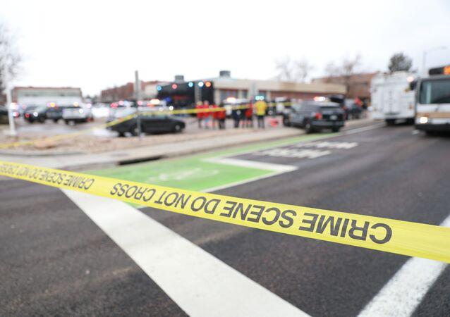 Fusillade dans un supermarché du Colorado
