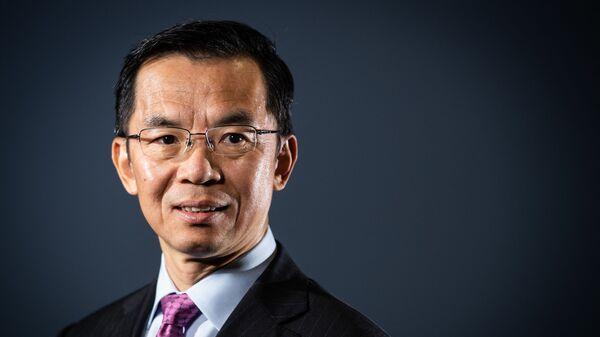 Lu Shaye, ambassadeur de Chine en France - Sputnik France