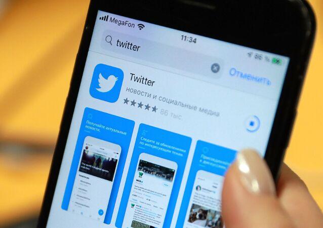 Twitter en Russie, image d'illustration