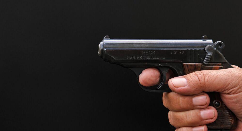 Une arme à feu (image d'illustration)