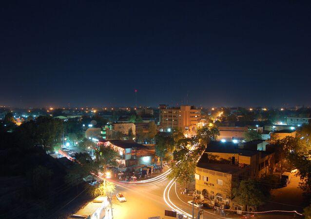Centre de Niamey, Niger