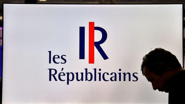 Militant Les Republicains (LR) - Sputnik France