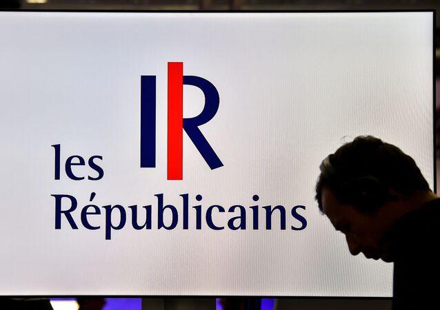 Militant Les Republicains (LR)