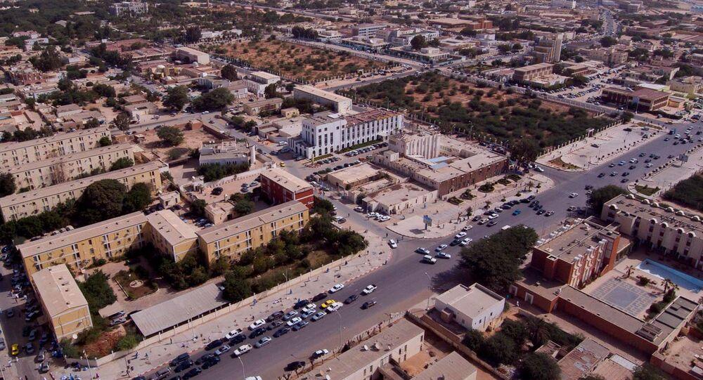 Centre ville de Nouakchott