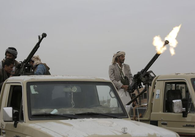 Des rebelles houthis (archive photo)