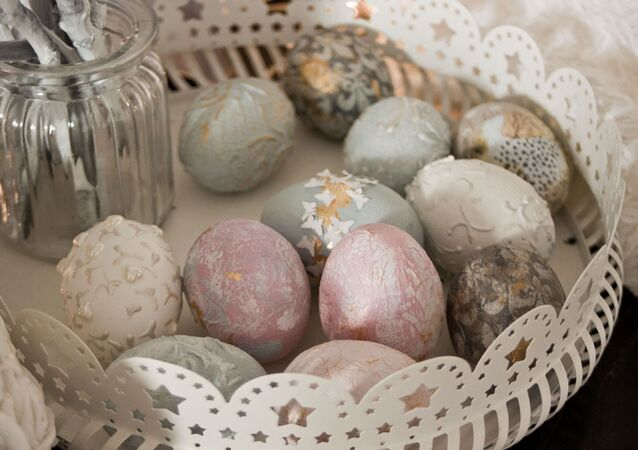 Des œufs (image d'illustration)