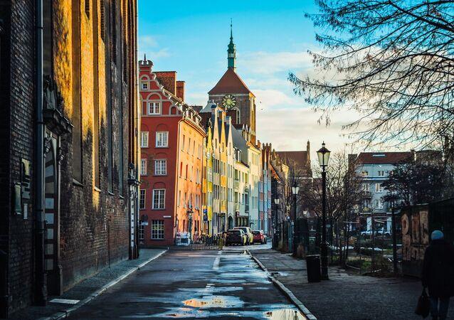 Une ville (image d'illustration)