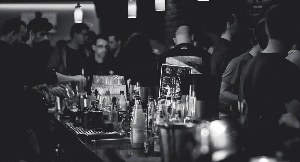 Un bar (image d'illustration)