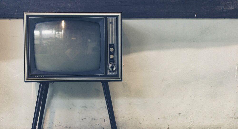 Un téléviseur (image d'illustration)
