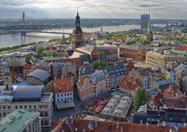 Riga. Image d'illustration