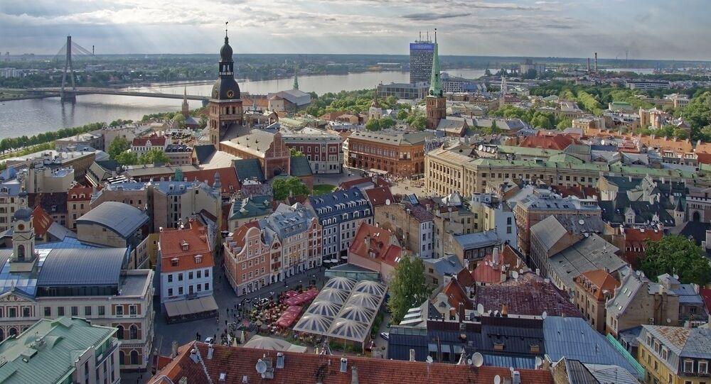 Riga. Image d'illustration