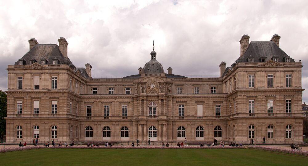 Palais du Luxembourg, siège du Sénat français