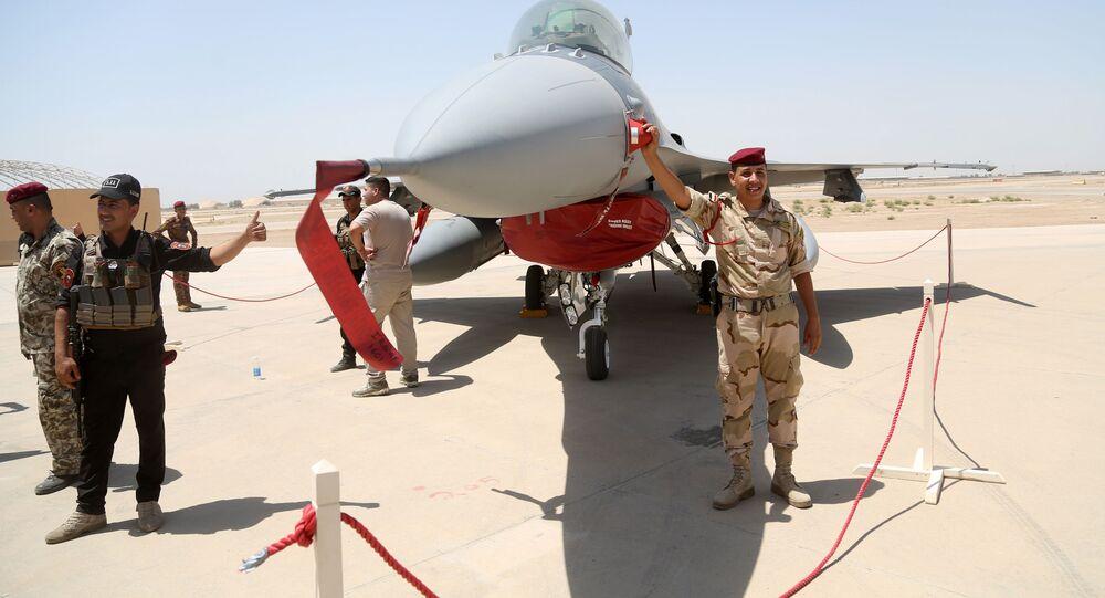 Base aérienne de Balad (image d'illustration)