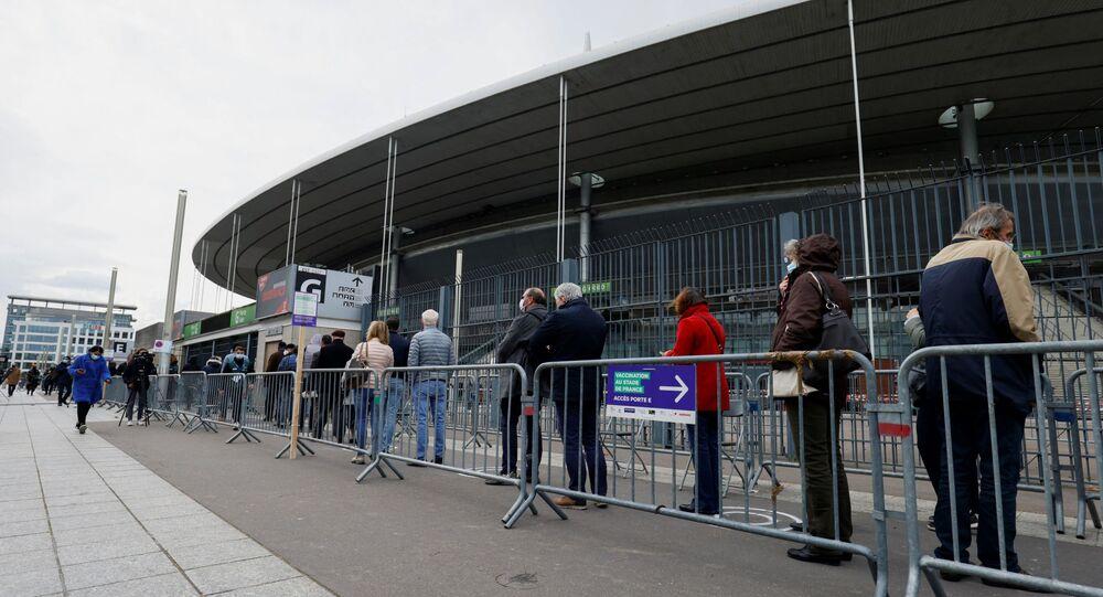 Vaccinodrome du Stade de France