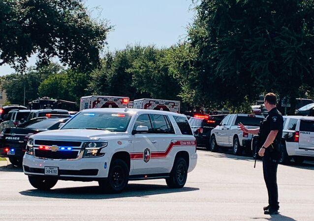 Texas police (image d'illustration)