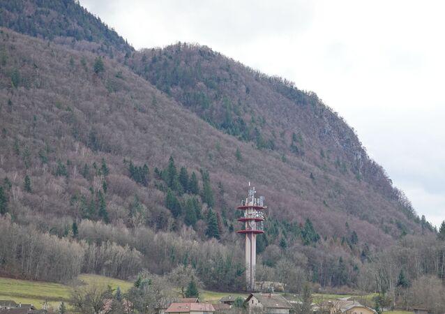 Une antenne télécom en France (image d'illustration)