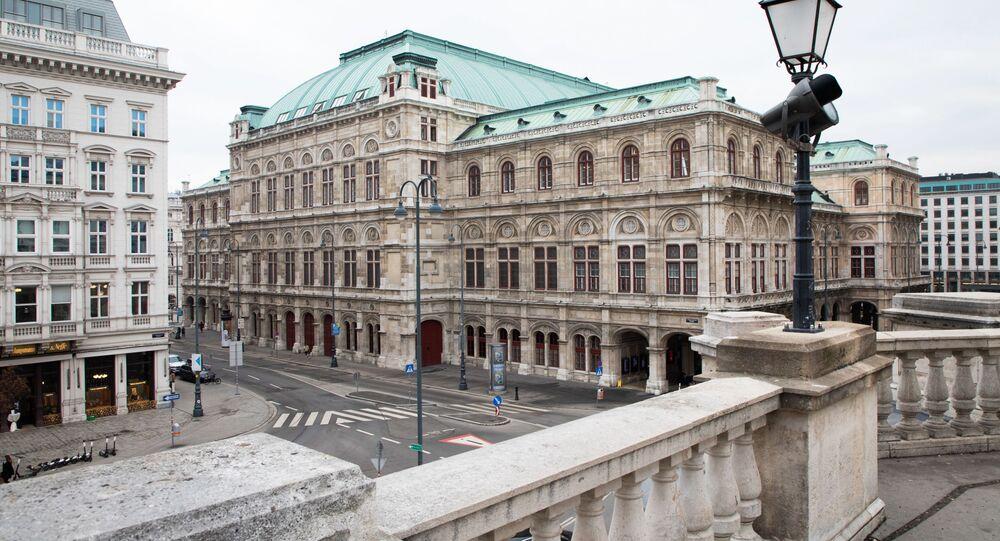 Vienne, Autriche (archive photo)