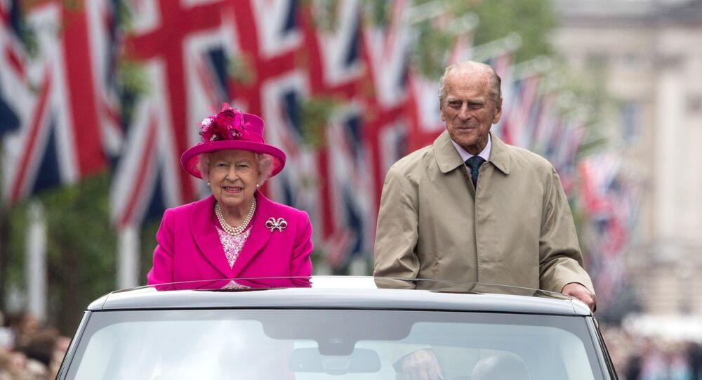 La reine Elisabeth II et le prince Philip