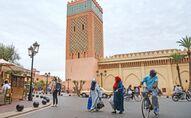 Mosquée de la Kasbah de Marrakech