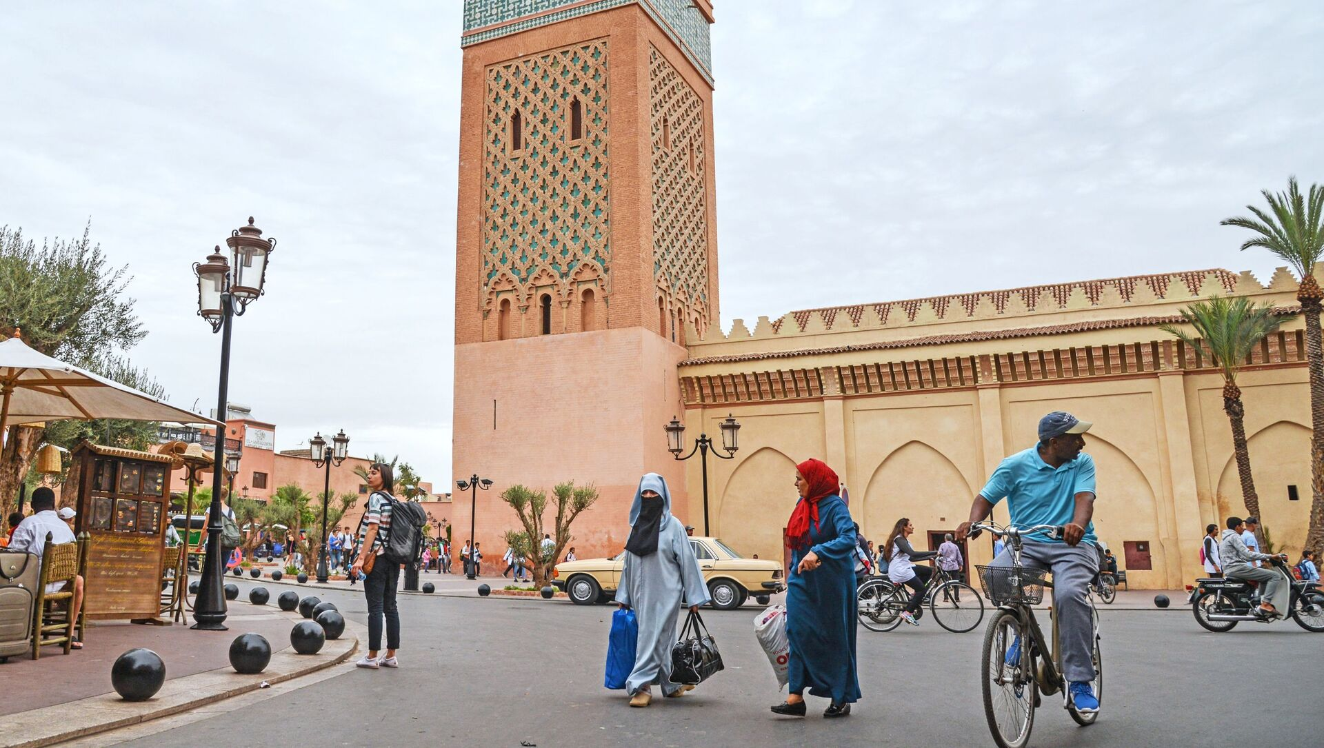 Mosquée de la Kasbah de Marrakech - Sputnik France, 1920, 25.07.2021