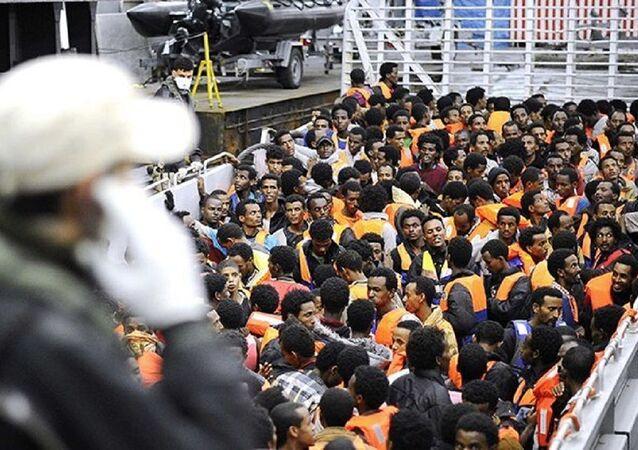 Le drame de l'immigration clandestine en France et en Europe