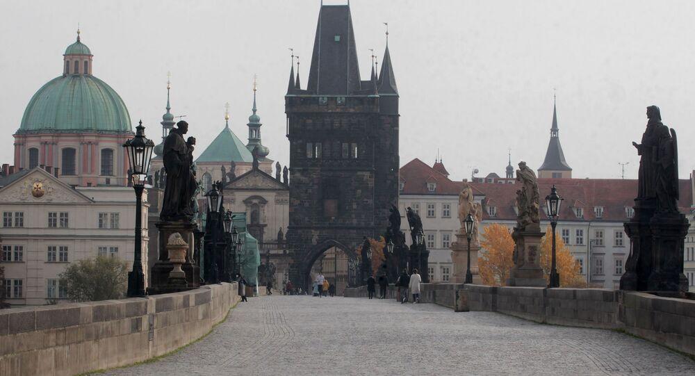 Prague (archive photo)