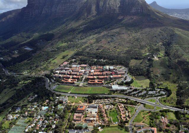 L'Université du Cap (archive photo)