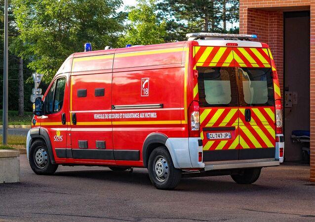 Véhicule de pompiers (image d'illustration)