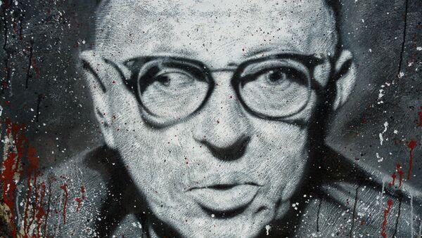 Jean-Paul Sartre, philosophe existentialiste - Sputnik France