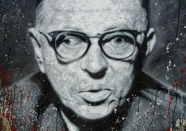 Jean-Paul Sartre, philosophe existentialiste