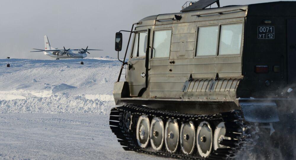 Un aérodrome en Arctique (archive photo)