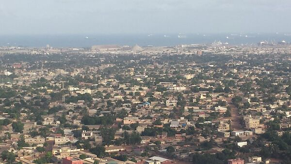 Vue aérienne de Lomé - Sputnik France