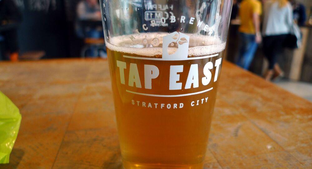 Une bière (image d'illustration)