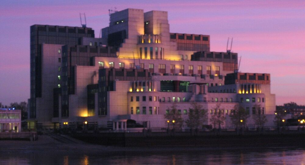 Le siège du MI5 à Londres