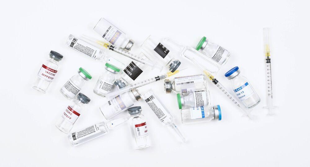 Vaccins contre le Covid-19 (image d'illustration)
