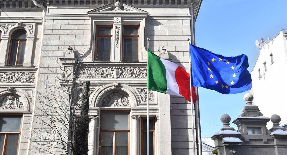 Ambassade d'Italie en Russie