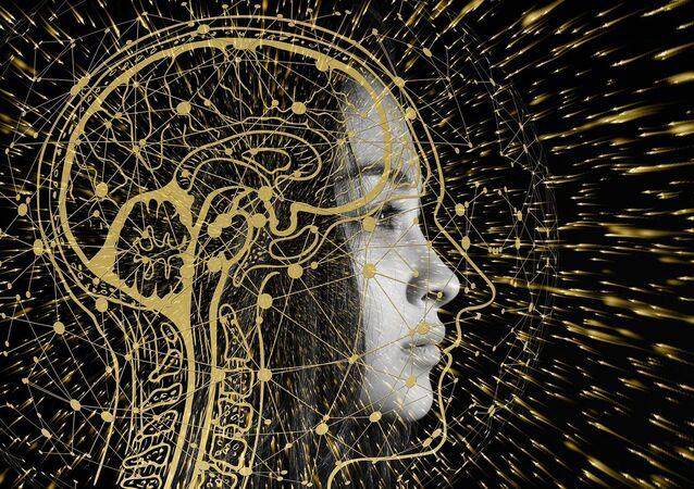 Intelligence artificielle. Image d'illustration