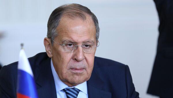 Sergueï Lavrov (photo d'archives) - Sputnik France