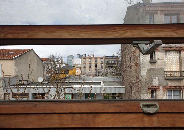 Bagnolet, banlieue parisienne