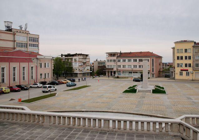 Lyaskovets, en Bulgarie