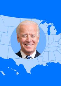 Joe Biden, 100 jours au pouvoir