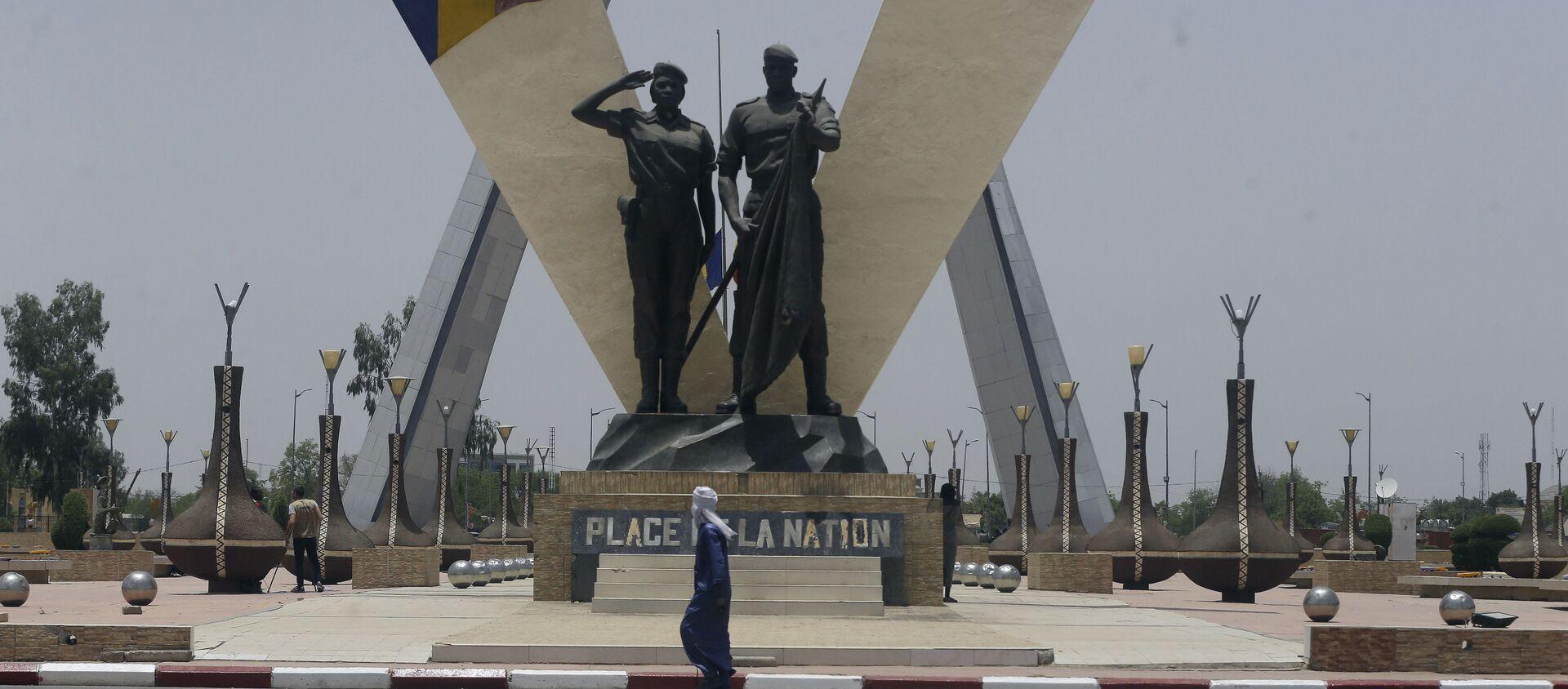 Place de la nation de N'djamena - Sputnik France, 1920, 04.05.2021