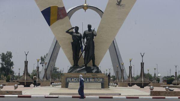 Place de la nation de N'djamena - Sputnik France