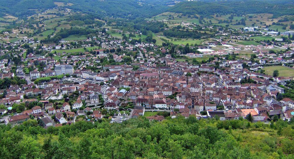 Saint-Céré, dans le Lot (archive photo)