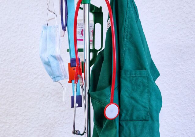 Equipement d'un médecin
