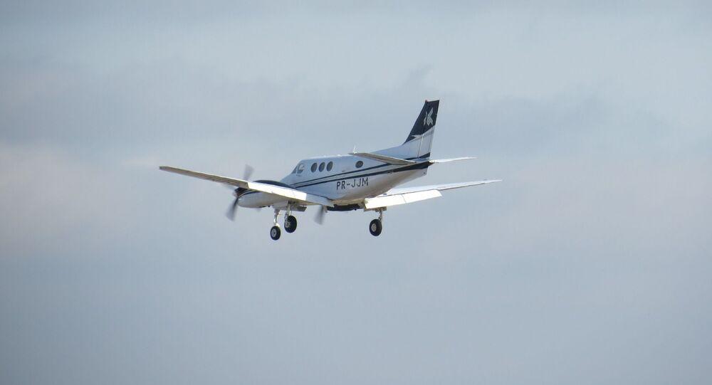 Un avion léger (image d'illustration)