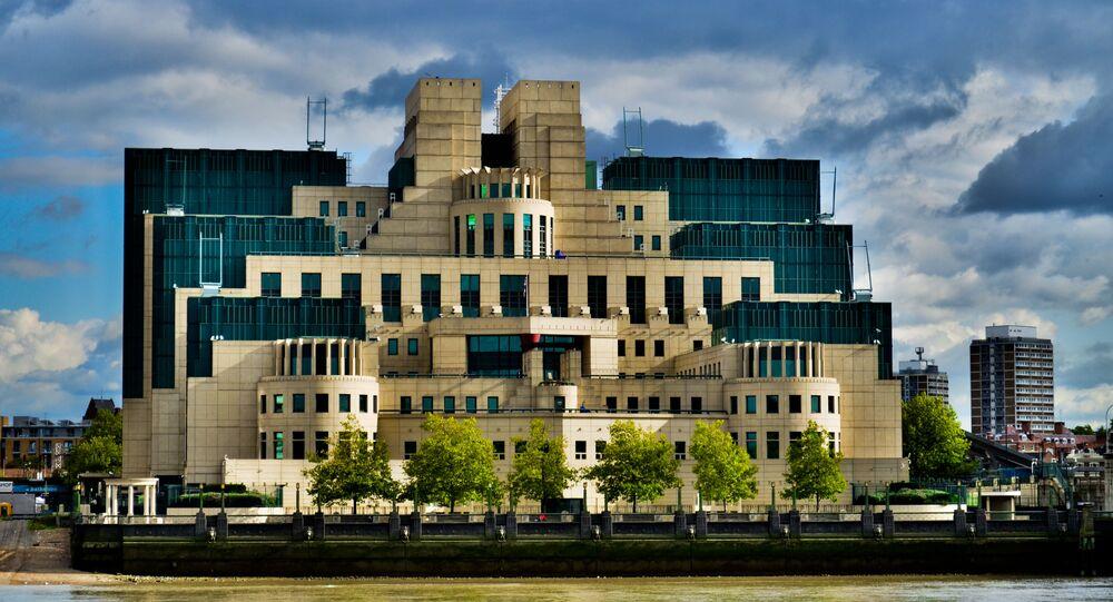 Le siège du MI6 à Londres (archive photo)