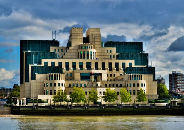 Le siège du MI6 à Londres (archive photo)