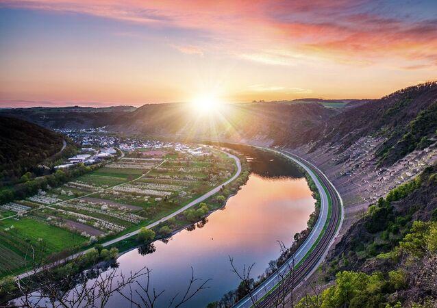 La vallée de la Moselle