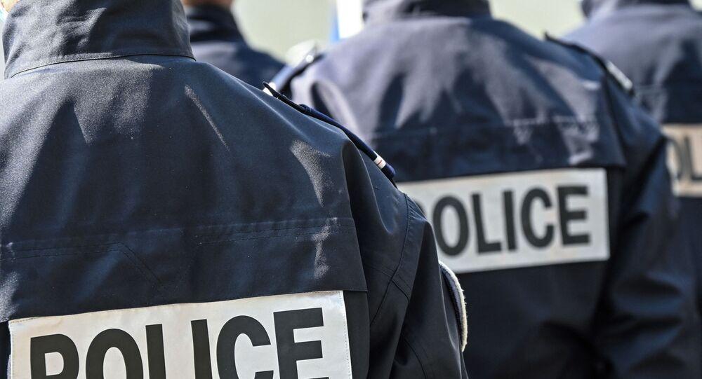 Des policiers français, image d'illustration